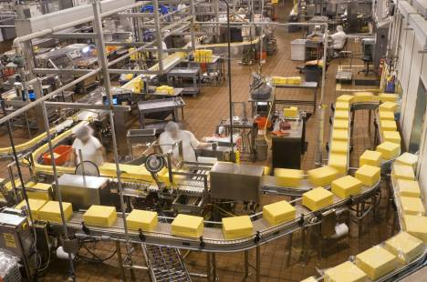 Imagen de Produccion industrial de alimentos